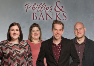Kingsport Fun Fest Gospel Concert and Ice Cream Social with Phillips & Banks @ Mountain View United Methodist Church